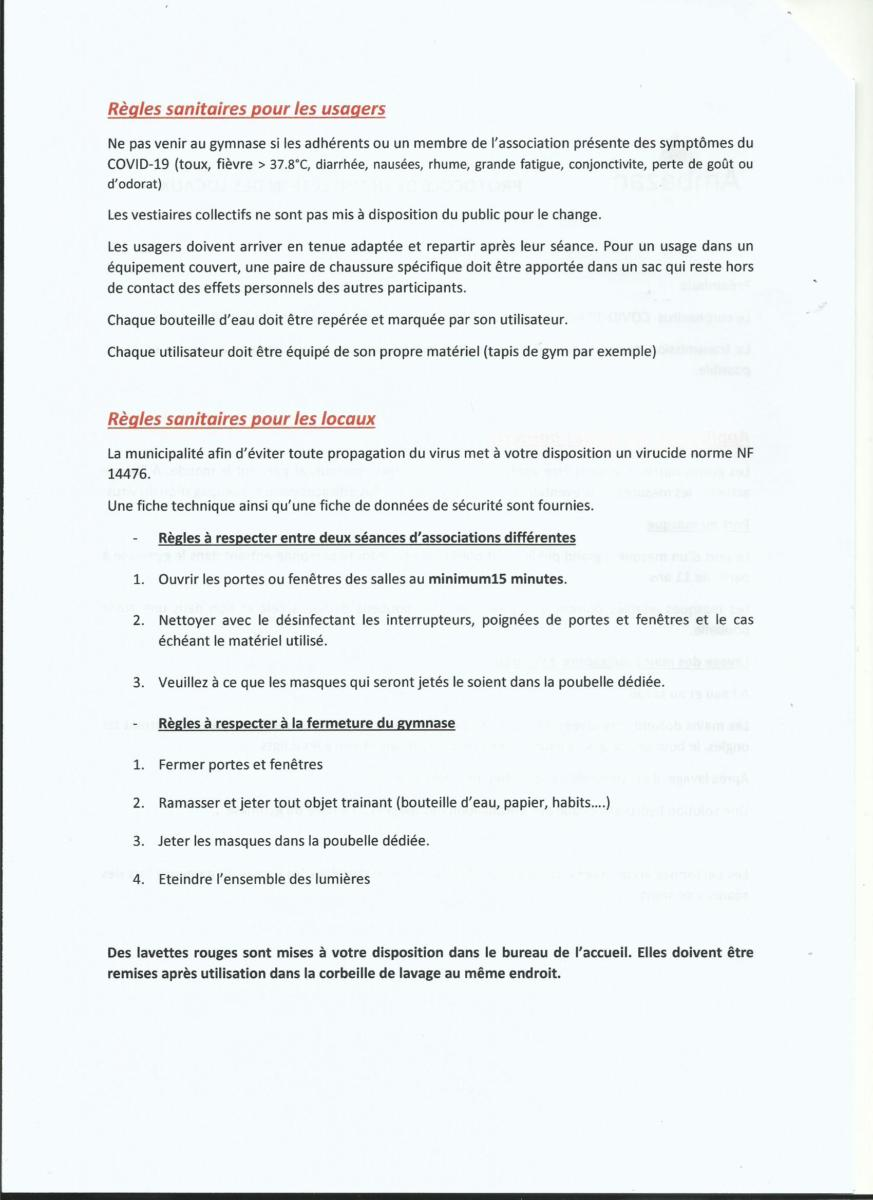 Protocole Mairie d'Ambazac P.2