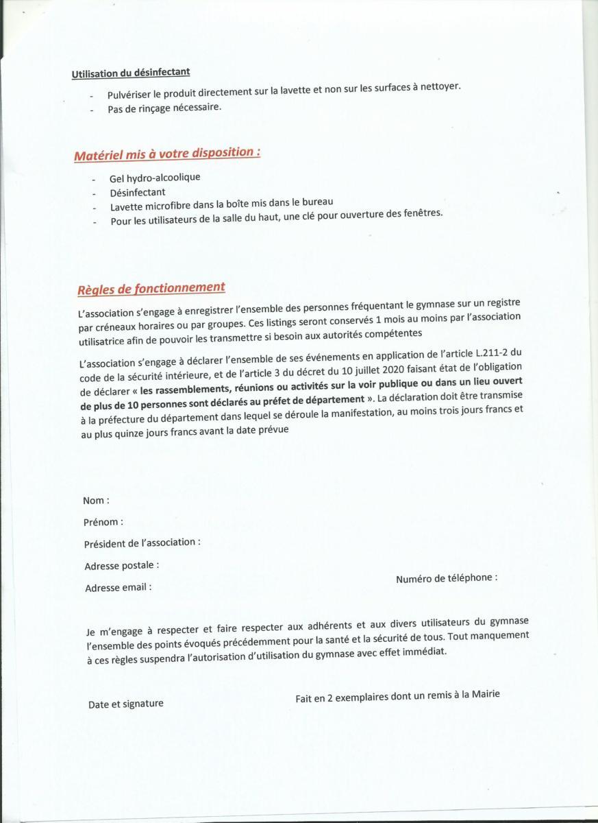 Protocole Mairie d'Ambazac P.3